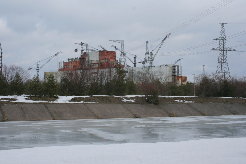 My Journey to the Reactors of Chernobyl (2/6)