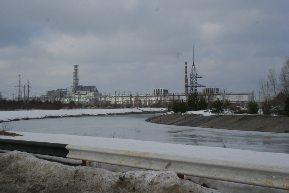 My Journey to the Reactors of Chernobyl (4/6)