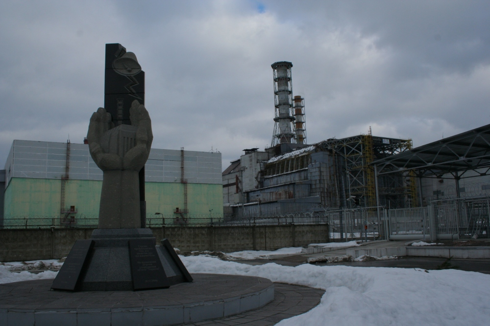My Journey to the Reactors of Chernobyl (6/6)