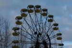 The Ferris wheel never ran.