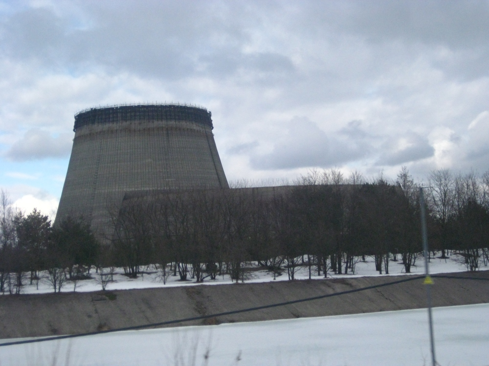 My Journey to the Reactors of Chernobyl (3/6)